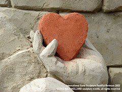 International Sand Sculpture Festival Renesse 2003