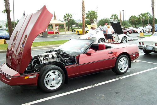 Corvette Show  Myrtle Beach Sc
