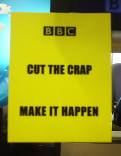 BBC: Cut the Crap | by jem