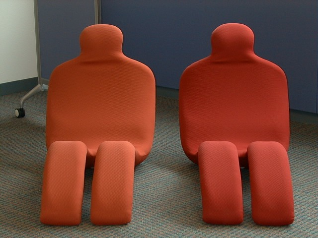 People chairs you 39 ll find these cool chairs in the young for Fun chairs for adults
