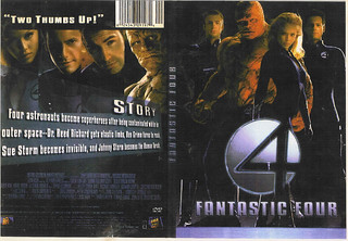 Pirated DVD: leaked copy of Fantastic Four (not) | by xeni