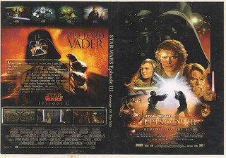 Pirated DVD: Star Wars -- Revenge of the Sith | by xeni