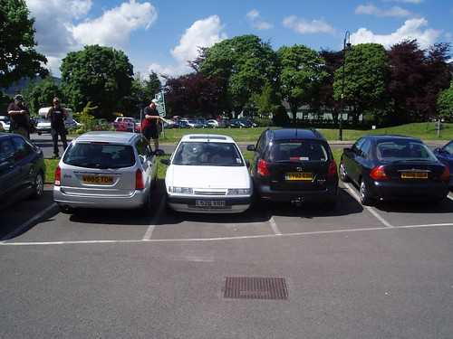 The best/worst piece of parking in Keswick | by Spikycircle