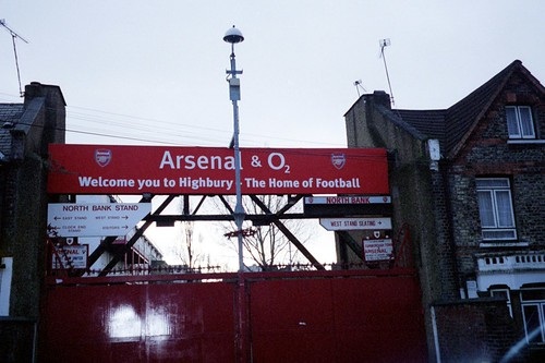 Old Highbury | by wdr's not so interesting pictures