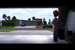 """The Incredibles"" movie features a Eichler style home 