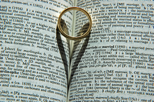 Definition of Marriage | by Jeff Clow