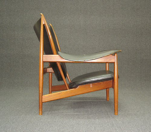 ... Finn Juhl Vodder Chieftain Chair (side) | By Stewf