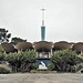 mid-century chapels at holy cross cemetery in colma