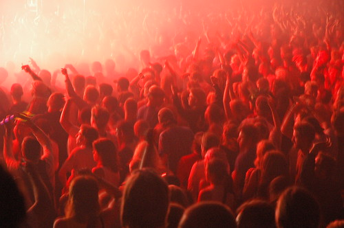 Audience in Red | by felipe trucco I www.trucco.cl