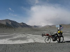 Moonscape on the Pamir Highway, just after border / タジキスタン国境付近 | by Robert Thomson