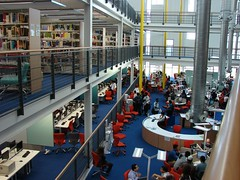 Use of Colour, Library and Learning Centre, UEL | by jisc_infonet