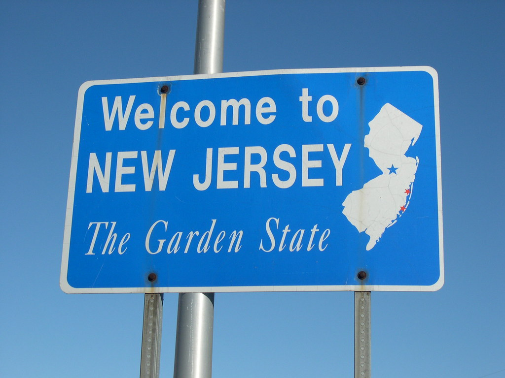 Welcome To New Jersey Triborough Flickr