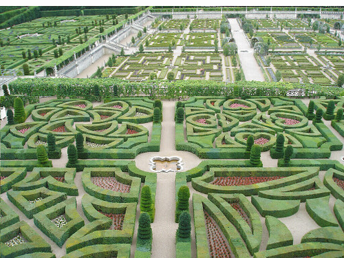 Knot garden at chaumont france a knot garden similar in for English knot garden designs