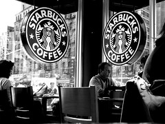 Starbucks coffee - Starbucks coffee... | by Man in a bowler hat (Epzibah)...