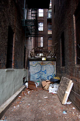 Deadend, Tribeca, New York | by Northcountry Boy