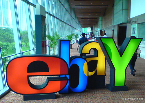how to sell stuff online using e-Bay