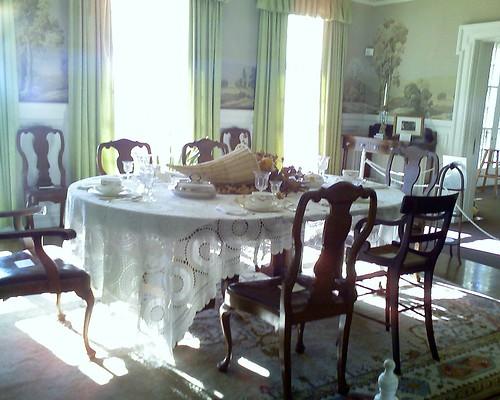 Lincoln Dining Room Vs Washingotn Dining Room