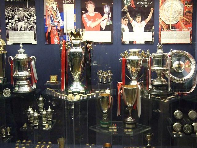 Manchester United Trophy Cabinet Man United Trophy Cabinet