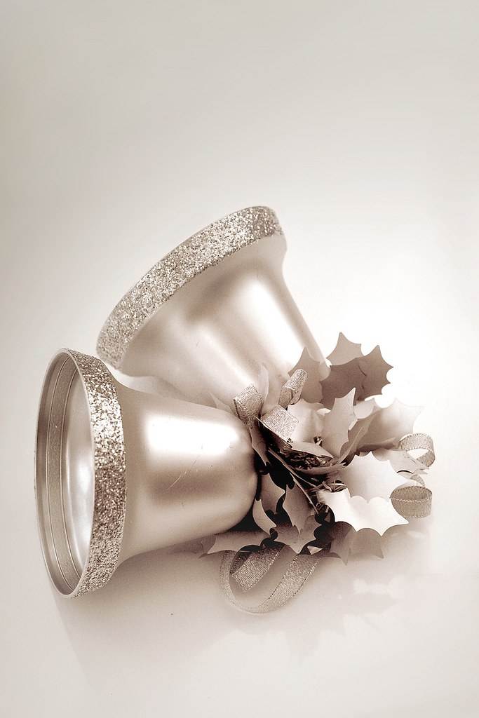 Wedding Bells Cake Topper