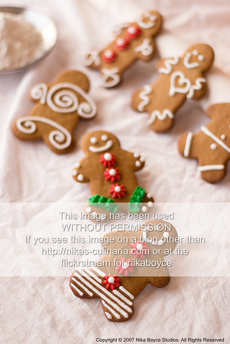 Gingerbread men | by nikaboyce