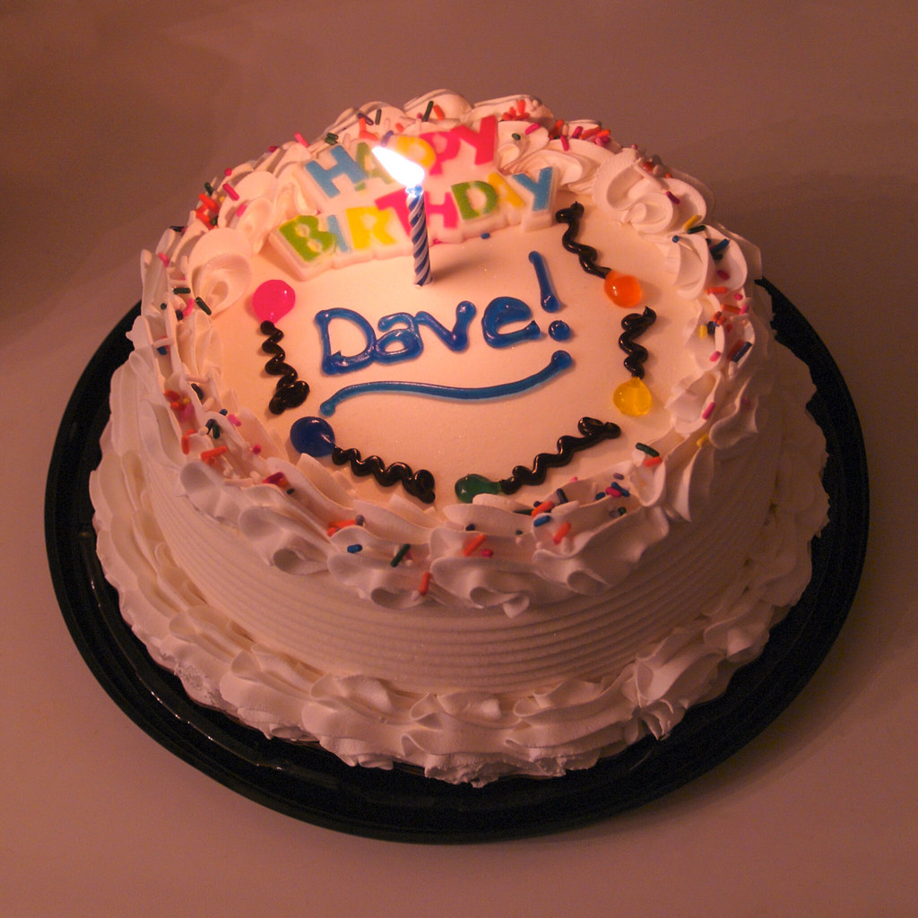 Happy Birthday, Dave! 365693027_ae404d694e_b