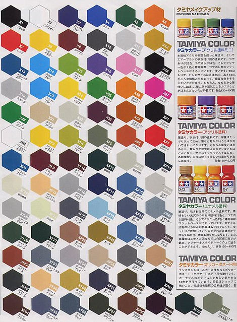 tamiya color by bestfong - Tamiya Color