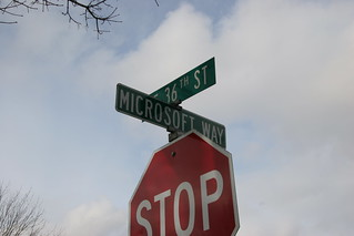 Microsoft Way in Redmond | by Erwyn van der Meer