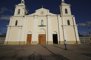 Church in Esteli | by Lee Cohen