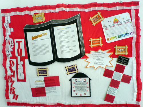 Mading BPK PT Jatipon - Agustus | Nuansa merah putih... Merd ...