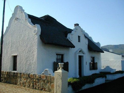 Cape dutch style house hermanus cape dutch architecture for Cape dutch house plans