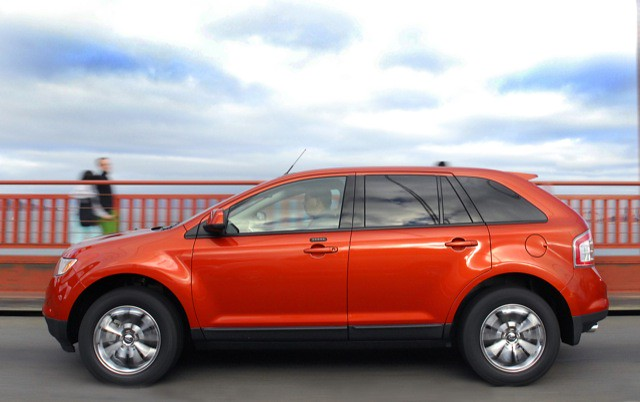 Ford Edge Crossover Launch In San Francisco By Jalopnik