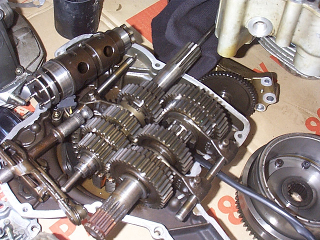 Ducati Exploded