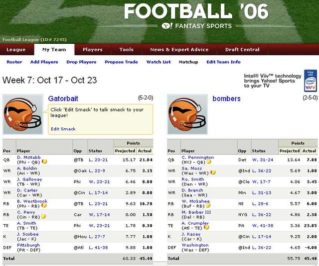 Fantasy Trade Chart Week 4: Fantasy Football Crazy Week | Ryan Glenn | Flickr,Chart