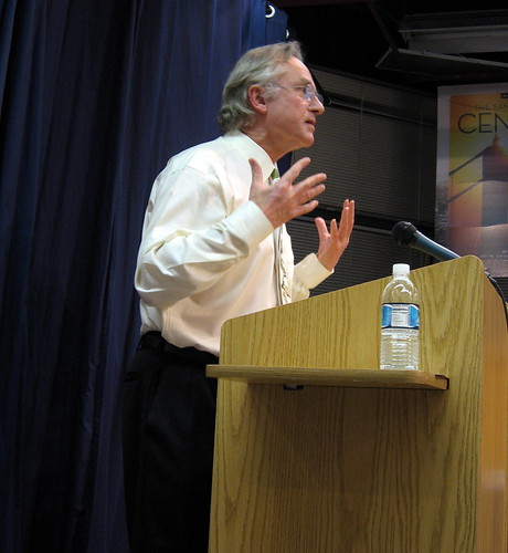 Richard Dawkins' Sunday Sermon | by jurvetson