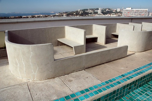 On the roof of the unit d 39 habitation cakehole flickr - Toulousaine d habitation ...