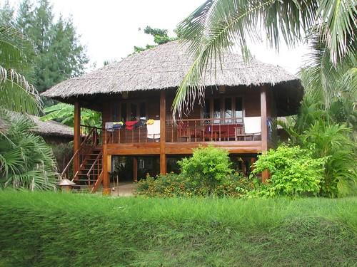 Coco Beach Resort Map Thailand