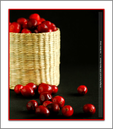 Cranberries | by MeetaK