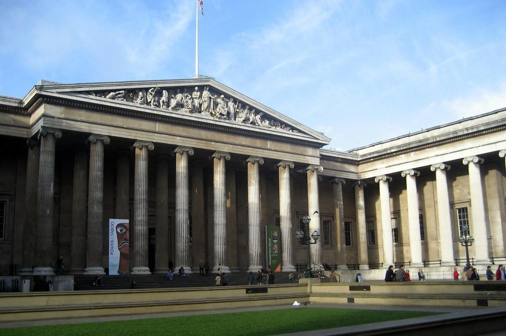 British Museum Natural History Herbarium
