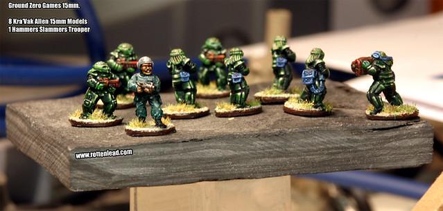 Kravak 15mm Miniatures For Wargames 15mm Kravak