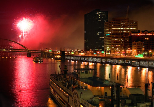 Gateway Clipper Fireworks | by michaelrighi