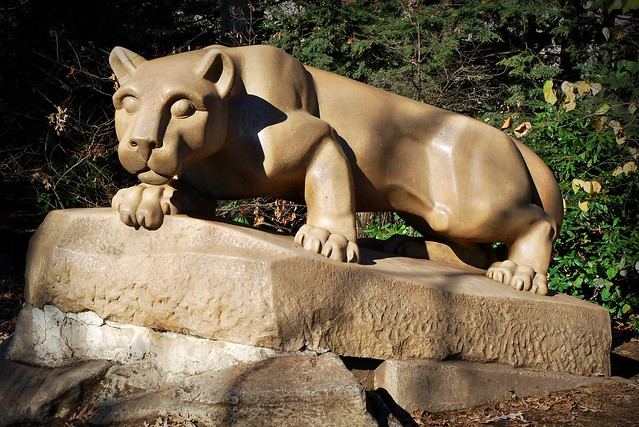Nittany Lion Shrine Flickr Photo Sharing
