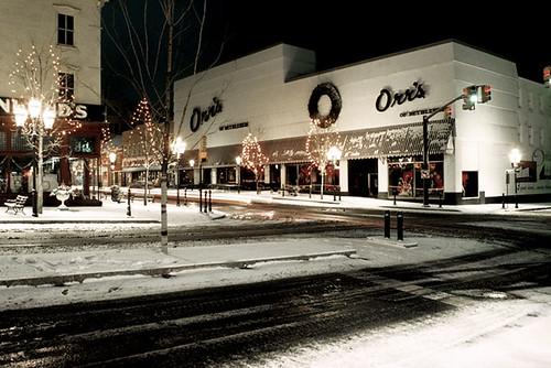 Orr S Department Store Bethlehem Pa 1980 Todd Heft