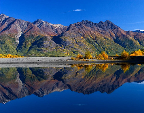Chugach Mountains | by Doug Lloyd