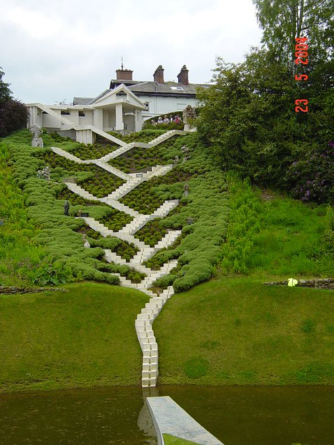 Garden Of Cosmic Speculation Portrack House Portrack