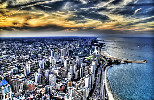 The Great Lake of Chicago | by Trey Ratcliff