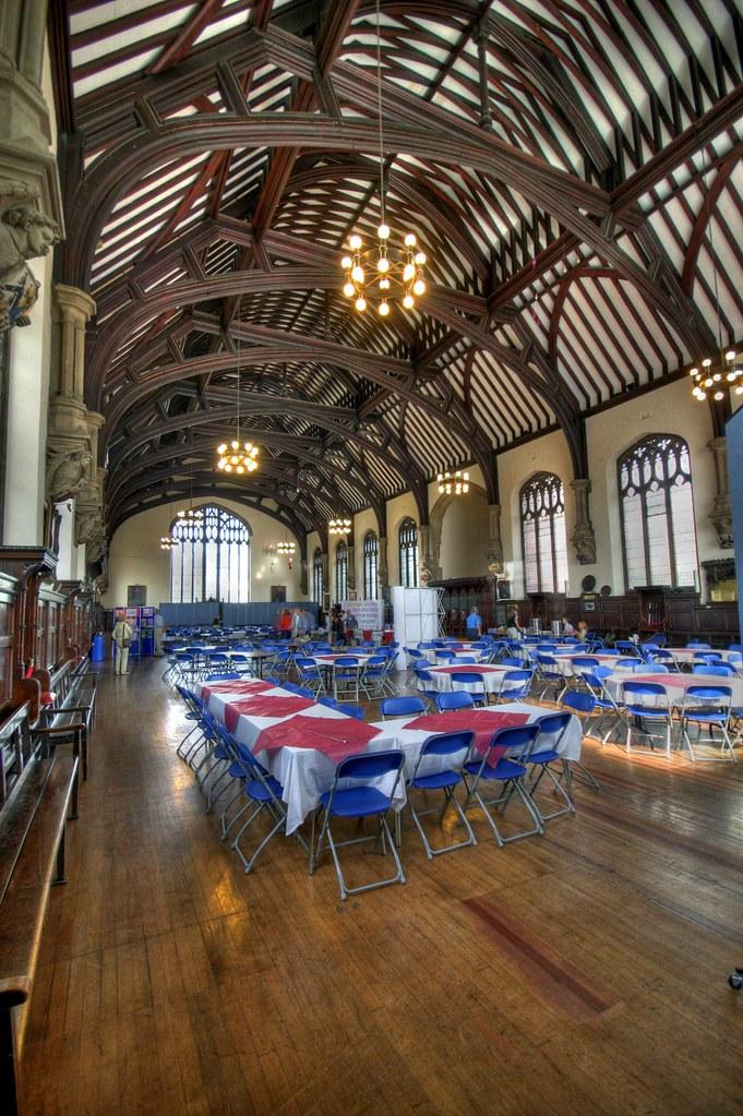 Bgs Hdr The Great Hall Of Bristol Grammar School It Has