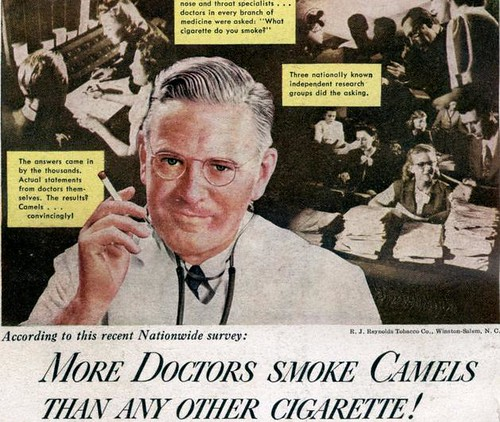 Image result for smoking doctor