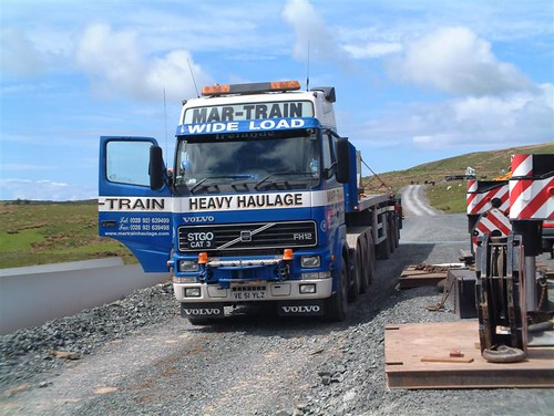 how to get haulage contracts