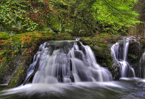 Bonnie Scottish Waterfall | by Magdalen Green Photography
