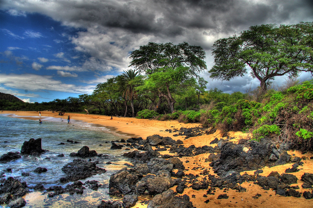 Hawaii HDR Maui  Kaldoon Flickr